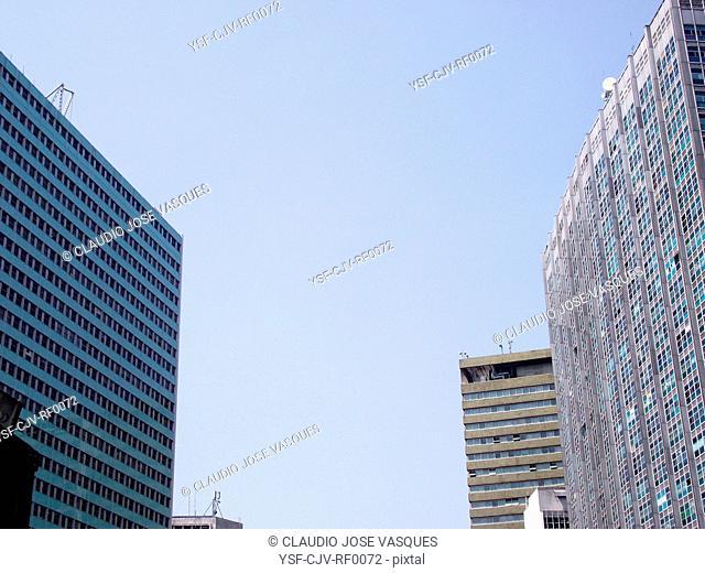 Buildings, Centro, Rio de Janeiro, Brazil