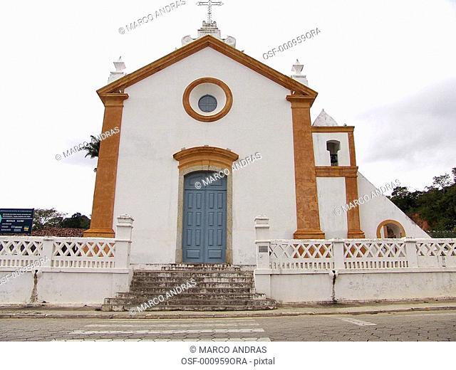 florianopolis historical church architecture