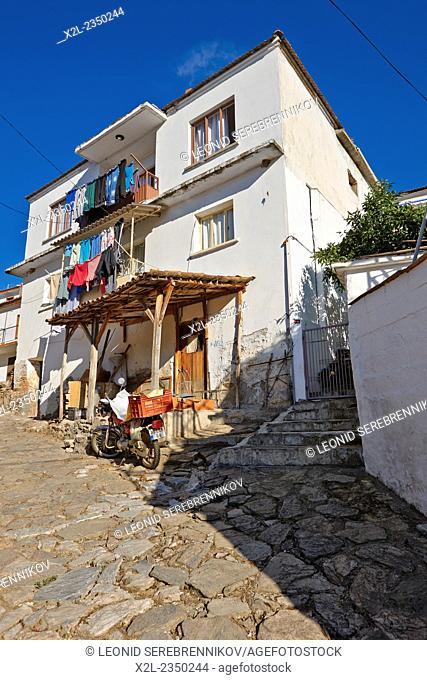 Country house. Sirince village, Izmir Province, Turkey