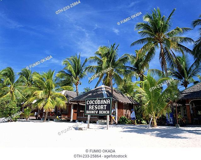 Cocobana Resort, Bounty Beach, Cebu, Philippines