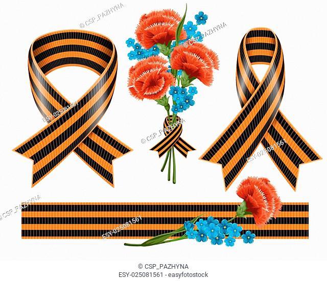 George ribbons