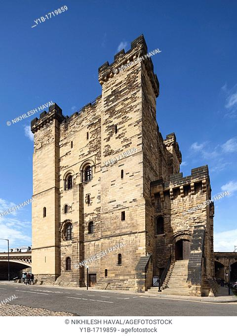 Castle Keep, Old Newcastle upon Tyne