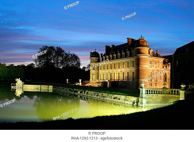 Beloeil Castle, Wallonia, Belgium, Europe