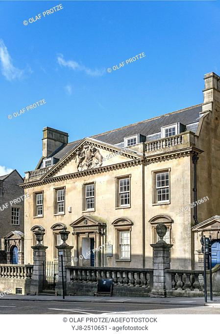 King Edwards School, Bath, Somerset, England