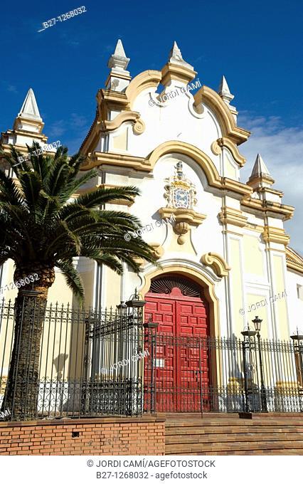 Plaza de Toros  Bullring  Melilla Spain
