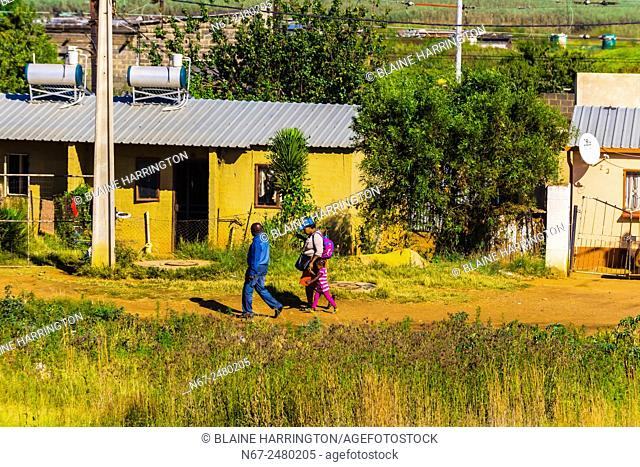 Soweto (South Western townships), Johannesburg, South Africa