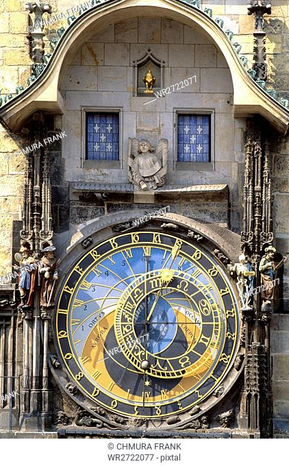 90900074, Czech Republic, Prague, The Old Town Hal