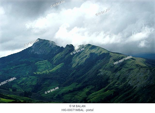 WESTERN GHATS DURING MONSOON