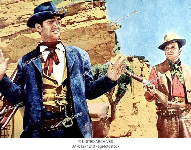 Vier Fuer Texas, 1960er, 1960s, Film, Four For Texas, Western, Vier Fuer Texas, 1960er, 1960s, Film, Four For Texas, Western, Dean Martin