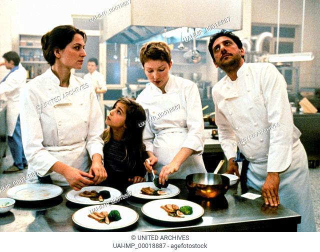 Bella Martha, (BELLA MARTHA) A-D-IT-CH 2001, Regie: Sandra Nettelbeck, MARTINA GEDECK, MAXIME FOERSTE, KATJA STUDT, SERGIO CASTELLITTO, Key: Restaurant, Küche