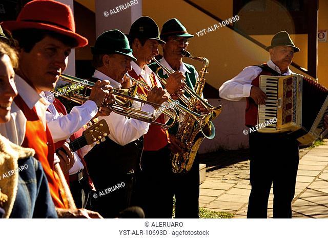 Band, Nova Petrópolis, Rio Grande do Sul, Brazil
