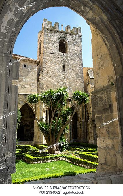 Archbishop's Palace, Narbonne, Aude department, Languedoc-Roussillon, France