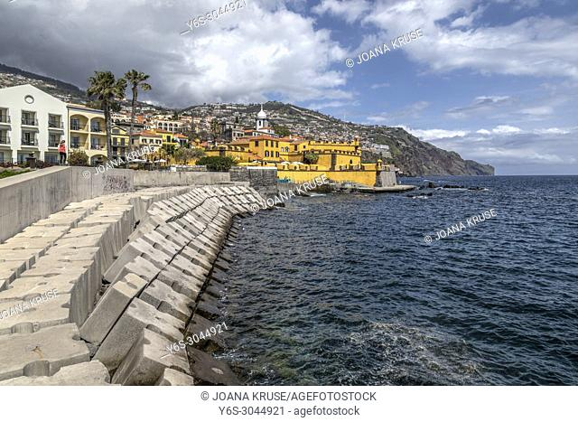 St. James Fort, Funchal, Madeira, Portugal, Europe