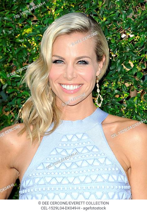 Brooke Burns at arrivals for TCA Summer Press Tour: Hallmark Reception, Private Residence, Beverly Hills, CA July 29, 2015