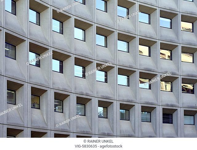 USA : An office building in Washington , 26.05.2017 - Washington, District of Columbia, USA, 26/05/2017