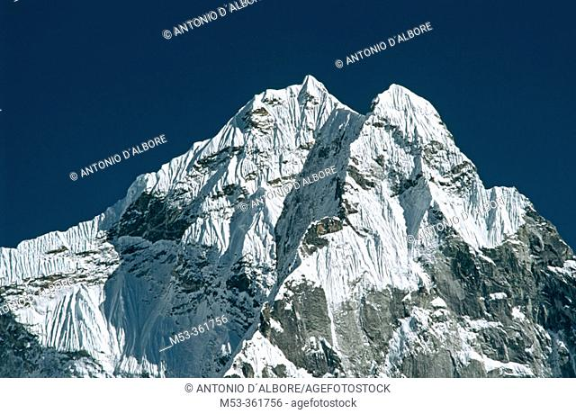 Ama Dablan, Himalaya Region. Nepal