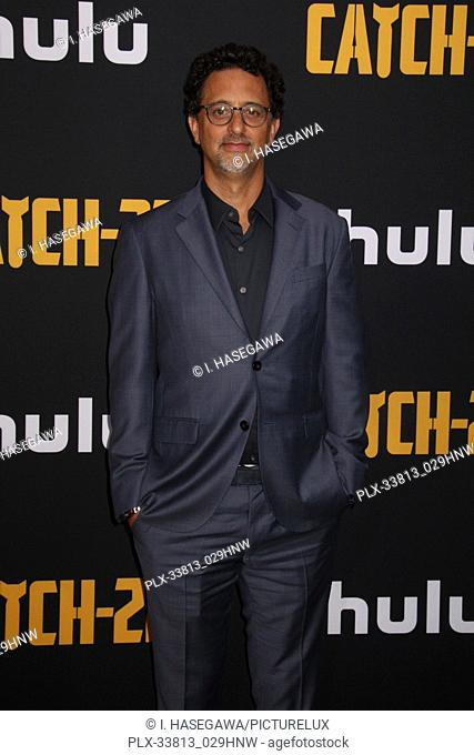 """Grant Heslov 05/07/2019 The U.S. Premiere of Hulu's """"""""CATCH-22"""""""" held at The TCL Chinese Theatre in Los Angeles, CA Photo by I"""