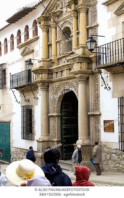 Bolivia, Potosi, Casa Nacional de Moneda