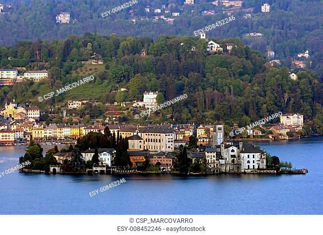 Isle of Orta San Giulio
