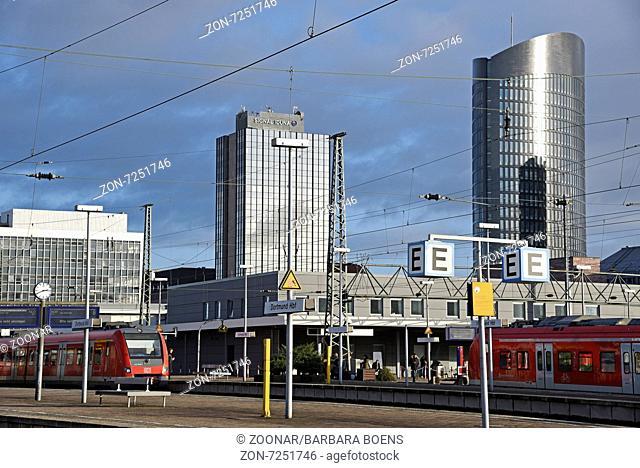 Main station, Dortmund, Germany