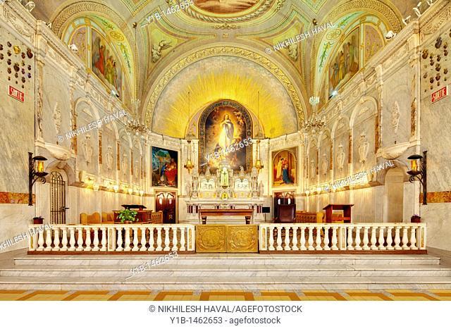 Notre Dame de Bon Secours, Old Montreal, QC