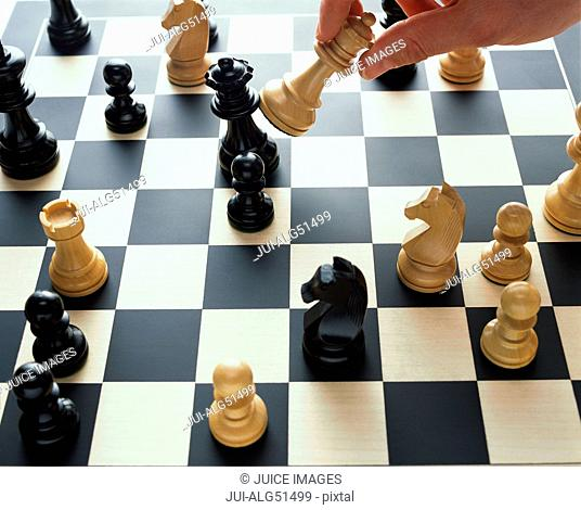 Moving a chesspiece