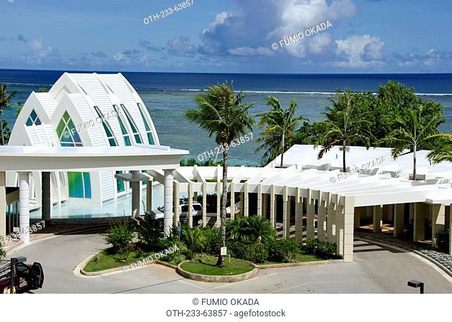 St. Laguna chapel, Tumon Beach, Guam