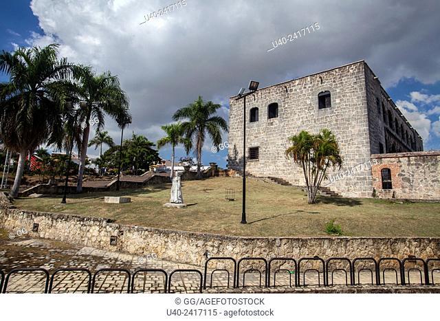 Diego Colon's Palace, Santo Domingo, Dominican Republic