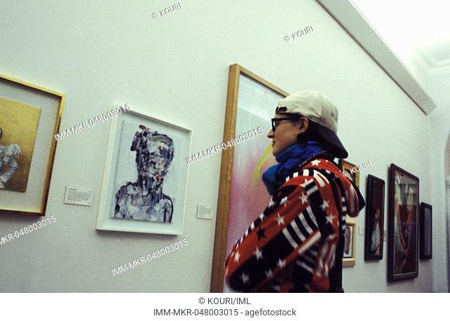 National Portrait Gallery  Paintings, London, Great Britain, Europe