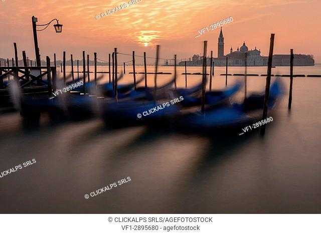 Sestiere San Marco, Venice, Venice province, Veneto, Italy, Europe