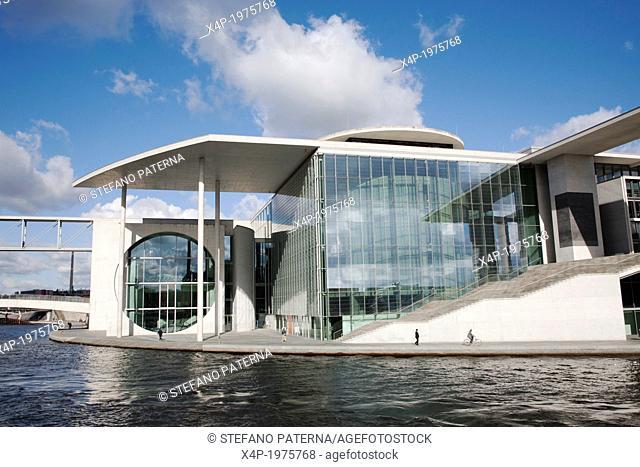 Bundeskanzleramt, Federal Chancellery, Berlin, Germany