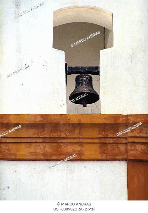 florianopolis old church bell tower