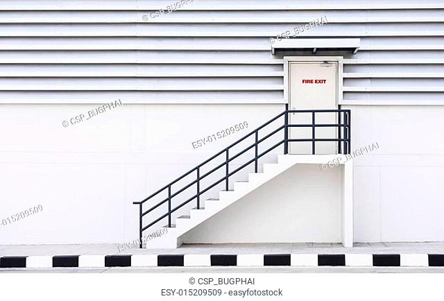 Building Emergency Exit