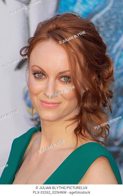 """Fiona Vroom 03/22/2017 """"""""Power Rangers"""""""" Premiere held at the Westwood Village Theater in Westwood, CA Photo by Julian Blythe / HNW / PictureLux"""