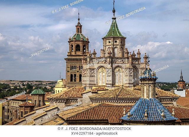 Teruel Cathedral, Aragón