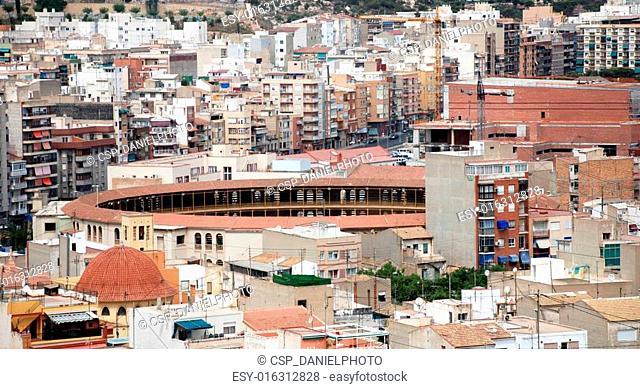 Bull arena of Alicante