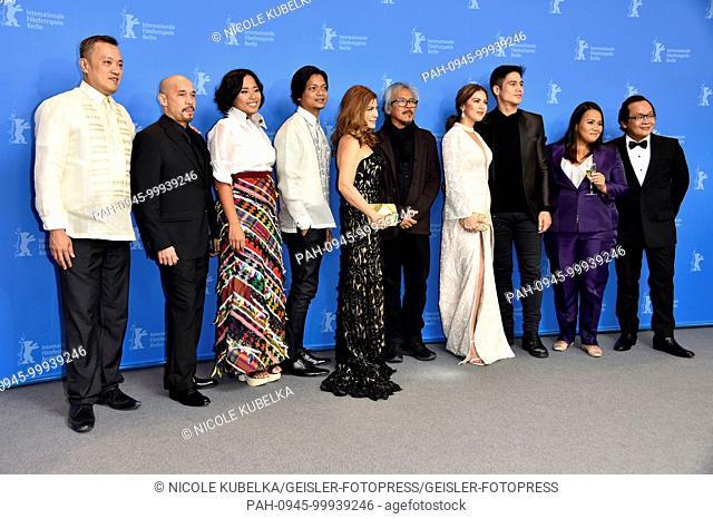 Lilit Reyes, Bart Guingona, Hazel Orencio, Don Melvin Boongaling, Pinky Amador, Lav Diaz, Shaina Magdayao, Piolo Pascual