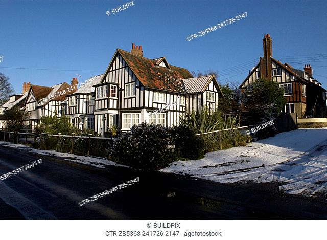 Tudor homes, UK