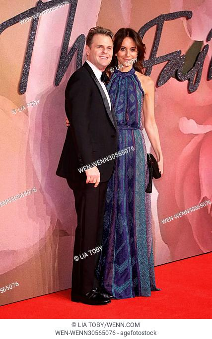 The Fashion Awards 2016 held at the Royal Albert Hall - Arrivals Featuring: Alison Loehnis Where: London, United Kingdom When: 05 Dec 2016 Credit: Lia Toby/WENN