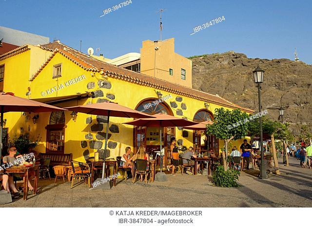 Taberna del Puerto, Puerto de Tazacorte, La Palma, Canary Islands, Spain