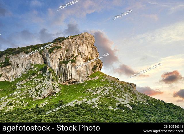 Monte Cerredo, Castro Urdiales, Cantabria, Spain, Europe