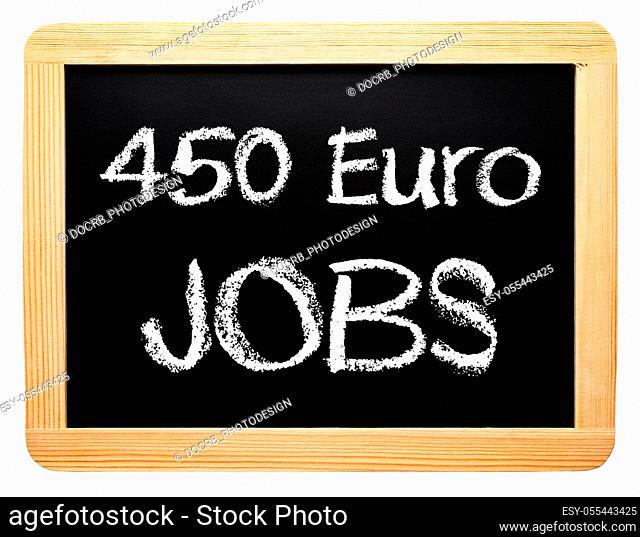 job, profession, minijob, side job