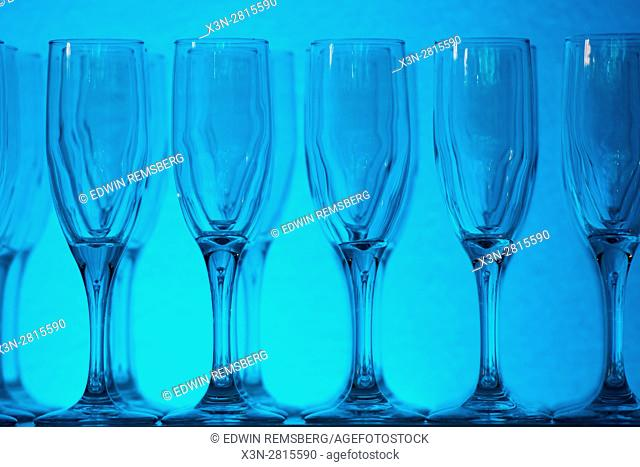 Blue light glasses at gala