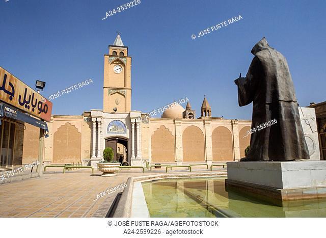 Iran, Esfahan City, Jolfa,Armenian Quarter, Vank Cathedral,