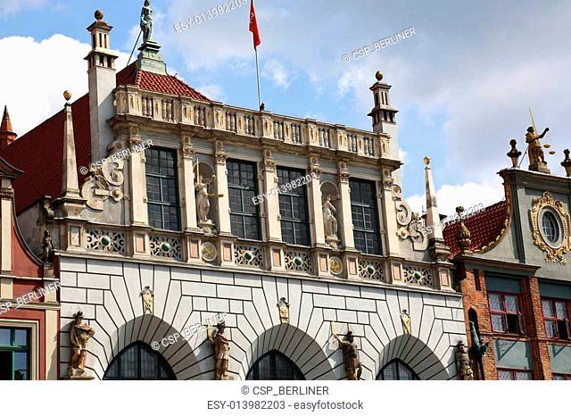 Artus Court Gdansk