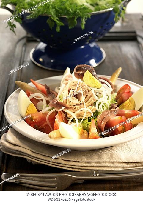 ensalada nicoise