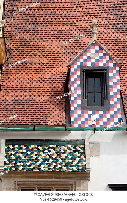 Window, Old Town Hall, Bratislava, Slovakia