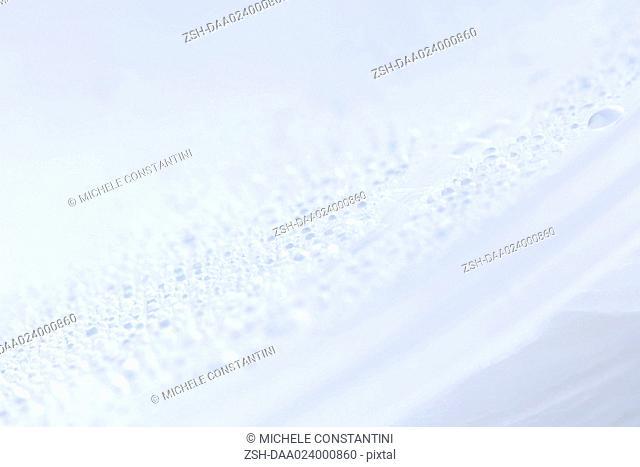 Bumpy surface, extreme close-up