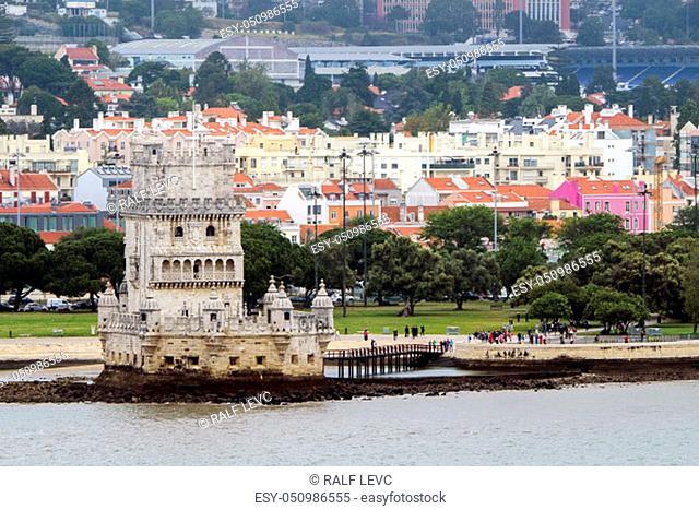 Portugal - City of Lisbon, Torre de Belém