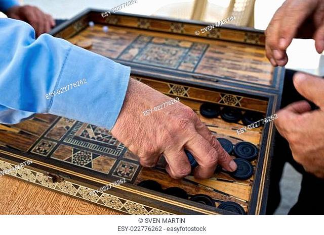 Backgammonspieler